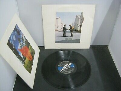 Vinyl Record Album PINK FLOYD WISH YOU WERE HERE (227)14
