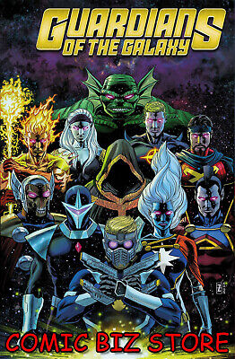 Guardians Of The Galaxy #9 (2019) 1St Printing Zircher Main Cover Marvel Comics