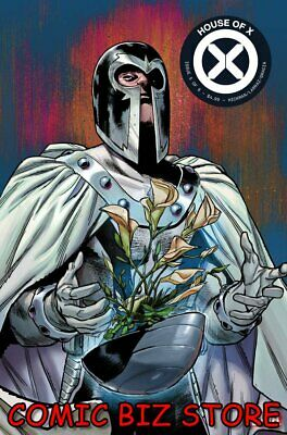 House Of X #5 (Of 6) (2019) 1St Printing Pichelli Flower Variant Cover Marvel