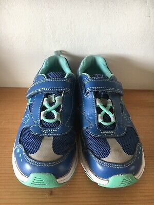 Clarks Character Trainers Shoes Size 12.5F