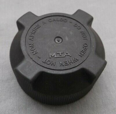 Genuine Italjet Dragster Formula Water Coolant Expansion Tank Cap 3400254