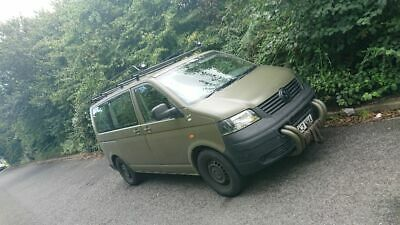 Vw t5 Transporter shuttle Swb