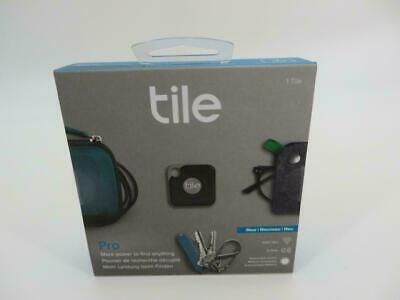 Tile Pro with Replaceable Battery - 1 pack - NEW Black 1-Pack RT-15001