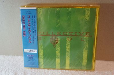 A2203 Collective Soul (Japan) Amcy-803 Sealed Sample Cd