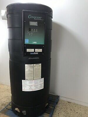 Commercial Conquest Condensing Hot Water Heater