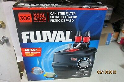 Fluval 306 70 Us Gal Canister Filter