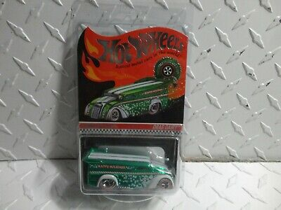 Hot Wheels Redline Club Holiday Green Drag Dairy