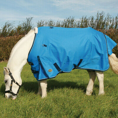 Mark Todd Pony Lite Lightweight No Fill Turnout Rug Or Optional Neck Cover