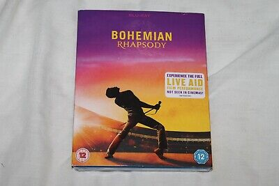 Blu Ray Bohemian Rhapsody New And Sealed