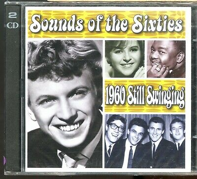 Time Life - Sounds Of The Sixties / 1960 - Still Swinging  - New & Sealed
