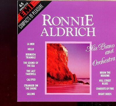 Ronnie Aldrich / His Piano And Orchestra - MINT