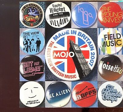 Mojo Magazine CD / May 2007 - Made in Britain 2007