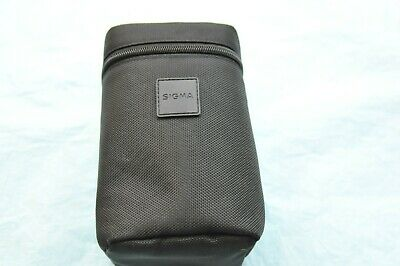 Sigma Lens Case for HSM Art Lenses 6 itches tall