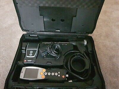 Testo 330-1 LL Flue Gas Analyzer