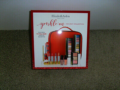 Elizabeth Arden Sparkle On Holiday Collection Block Buster Set Rrp £232