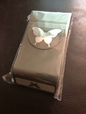 Stampin Up ELEGANT BUTTERFLY punch papillon swallowtail New Free Ship