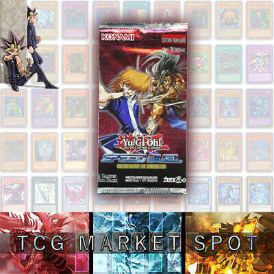 BRAND NEW SEALED - Yu-Gi-Oh! Speed Duel: Scars of Battle Booster Pack - FROM BOX