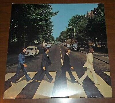 Sealed The Beatles Abbey Road LP Capitol Records C1 46446 1
