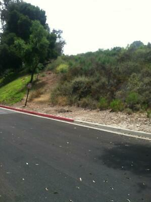 Oceanside, CA Vacant Residential Lot In Gated Community Overlooking Golf Course
