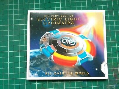 Electric Light Orchestra All Over The World Cd Album Greatest Hits