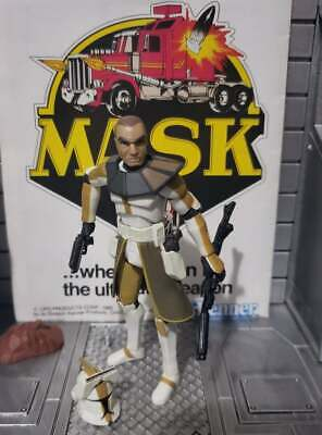 Star Wars The Clone Wars ARC Trooper Commander Bly Felucia 327th Star Corps