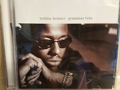 Bobby Brown Greatest Hits CD