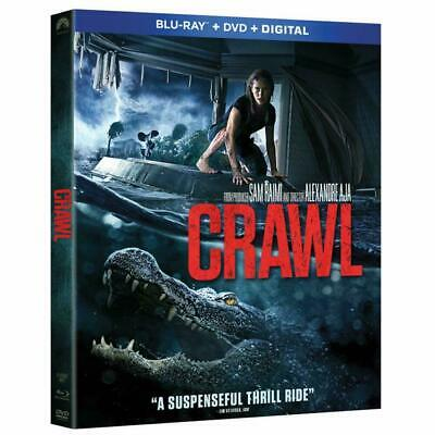 Crawl [2019] (Blu-ray ONLY with case/artwork/slip cover) Ships October 15th