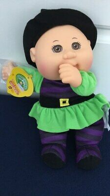"Cabbage Patch Cuties ""Willow Witch"" * Harvest Helpers * HALLOWEEN DOLL"