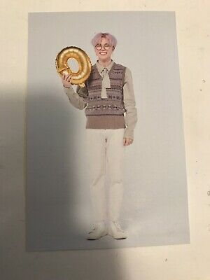 BTS 5th Muster Playzone Army Rewards Official Photocard Jimin