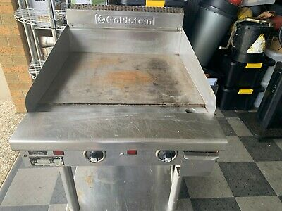 Goldstein Commercial Electric Grill Plate