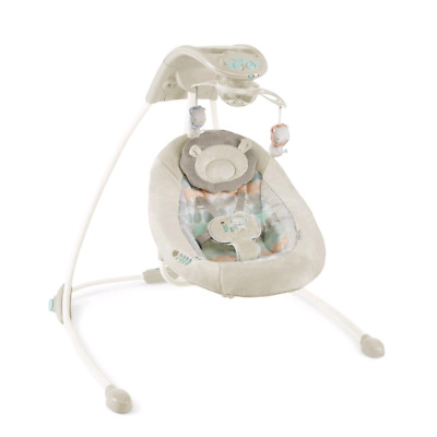 As New Luxury Ingenuity Baby Swing