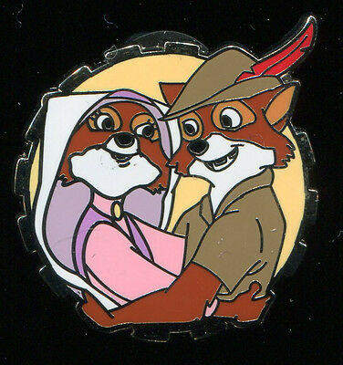 Disney Couples Mystery Pack Robin Hood and Maid Marian Disney Pin 95857