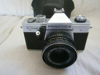 Vintage Praktica Super Tl1000 - 35Mm Camera - Vgc