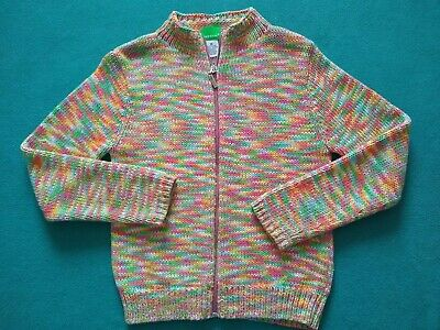 FRED BARE girls cardigan/jumper/top size 10 VGC Lovely colours!
