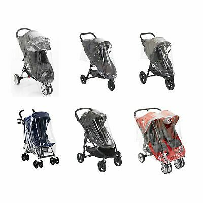 Baby Jogger Raincover With Reflective Strip For Strollers / Pushchairs