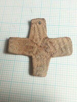 Crusader Templars warrior cross! Europe 13-14 century