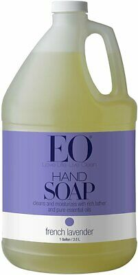 Hand Soap French Lavender, EO Products, 128 oz