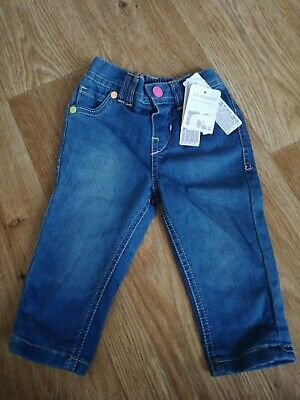 Mothercare Baby Girl Jeans 3-6mths BNWT