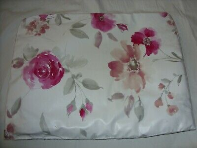 Handmade Upcycled Foam Gardening Kneel Cushion/Pad ( Pink Rose Design )