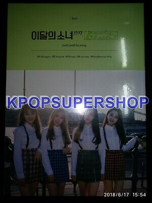 LOONA YYXY Beauty & the Beat Limited Version A Mini Album NEW Sealed Rare OOP