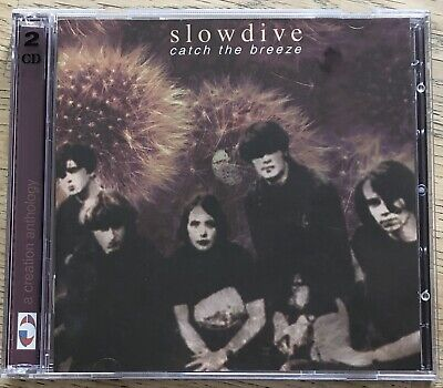 Slowdive Catch The Breeze 2CD