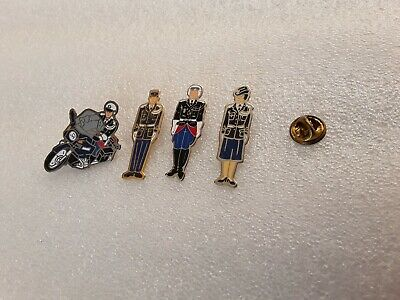 PIN'S PINS lot gendarmerie gendarme mobile