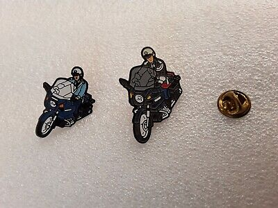 PIN'S PINS lot gendarmerie gendarme mobile moto