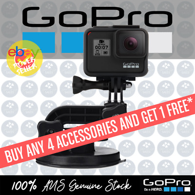 GoPro Suction Cup Mount Quick Release - GPAUCMT-302
