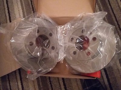Mapco brake disc x 2, part number 15837/2, BNIB for Audi A1/ TT, Seat range