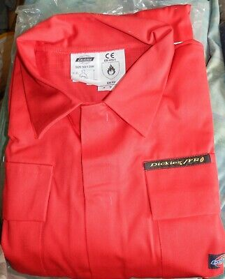 Dickies Flame Retardent, FR Overalls, Size 50/XL, Tracked Delivery