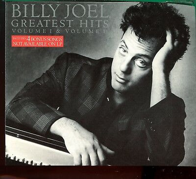 Billy Joel / Greatest Hits Volume 1 & 2 - 2CD Fatbox