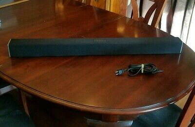 Vizio Sb3821-C6 38-Inch 2.1 Channel Sound Bar Only