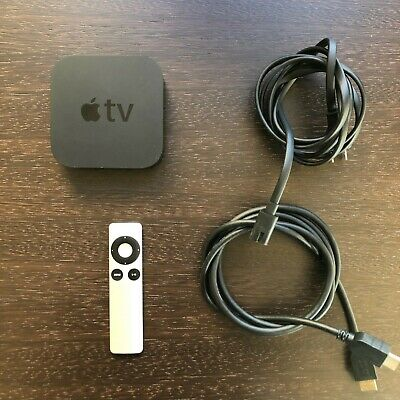 Apple TV (3rd Generation) 8GB A1469 with HDMI cable