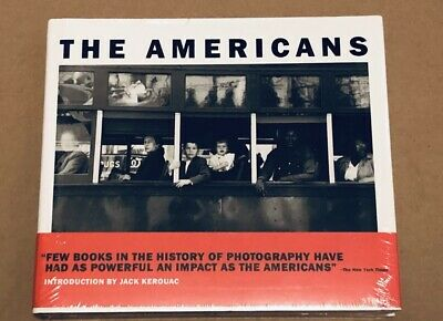 Sealed! Super BOOK!!! Robert Frank The AMERICANS, Steidl 2008, Photography book